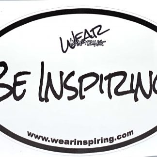 Be Inspiring Decal
