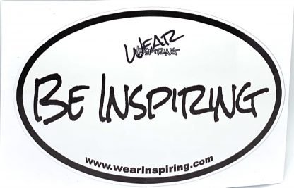 Be Inspiring Decal
